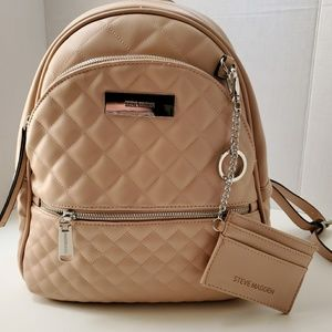 Steve Madden small backpack/purse